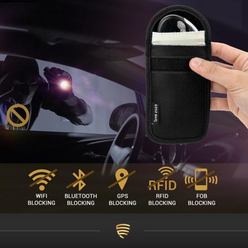 RFID Schlüsseltasche
