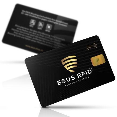 RFID Schutzkarte